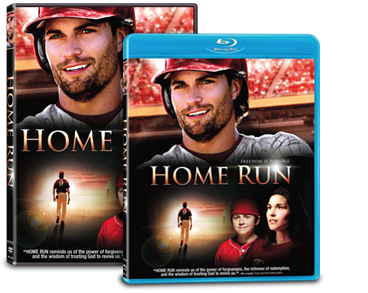 Home Run the Movie - DVD / Blu-ray