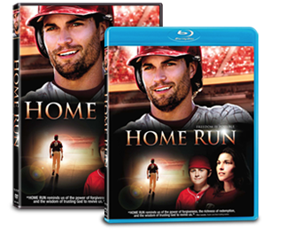 Home Run DVD/Blu-ray